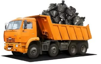 Вывоз мусора. Вывоз строительного мусора